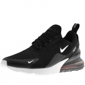 Nike Air Max 270 Trainers Black